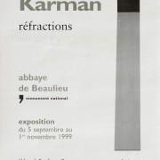 réftractions Johannes Karman
